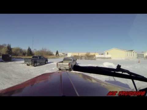Truck U.S-28 North Dakota