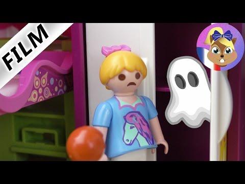 Film Playmobil en français | Monstre dans la chambre des enfants?! Emma a peur! Famille Brie