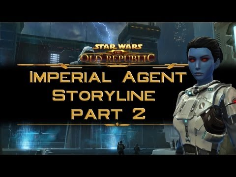 SWTOR Imperial Agent Storyline part 2: A new rank and a ship