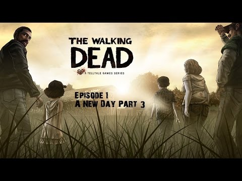 """The Walking Dead """"A New Day"""" Part 3"""