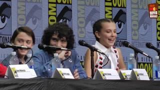Stranger Things Panel at Comic-Con 2017