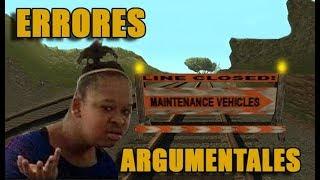 Errores Argumentales En La Trama Del GTA San Andreas