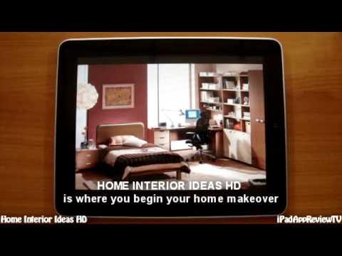 home interior ideas hd ipad app review tv youtube