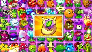 Every Plant Power-Up! vs Zombies in Plants vs Zombies 0 Jurassic Marsh