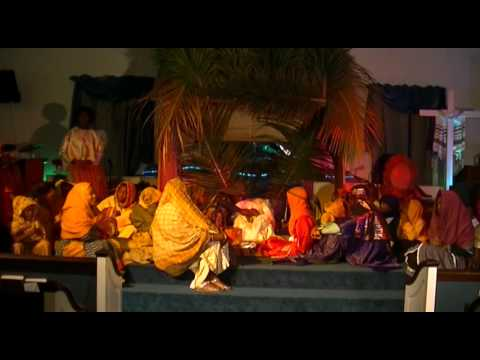 Christmas 2015 New Bethany Sanctuary of Hollywood/Dania Beach, FL