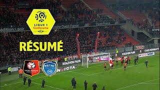 Stade Rennais FC - ESTAC Troyes (2-0)  - Résumé - (SRFC - ESTAC) / 2017-18