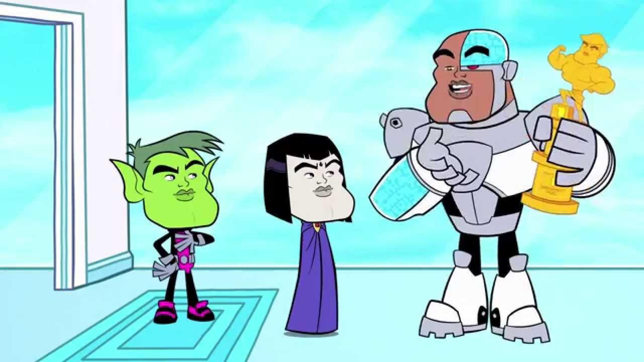 Teen Titans Go The Mask  Doovi-1292