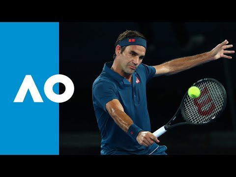CPA Shot of the Day: Roger Federer | Australian Open 2019