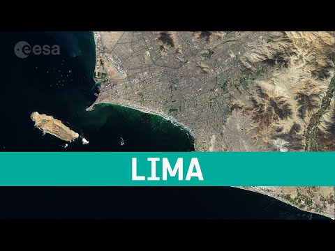 Earth from Space: Lima, Peru