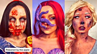 If Disney Characters Died Instead (Scary Makeup) | Kind of Mad at Disney