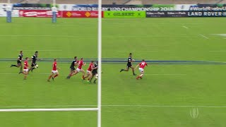 World Rugby U20 Highlights: New Zealand v Wales