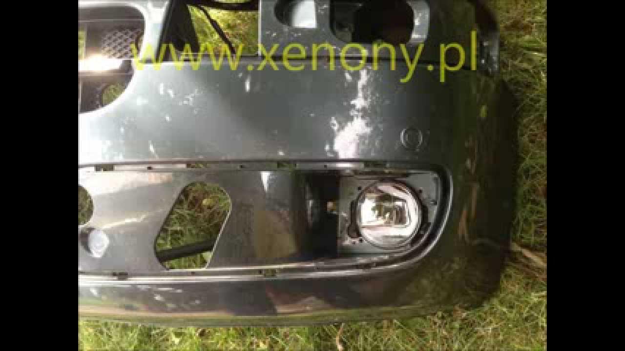 LEDriving FOG  LED fog lights OSRAM DRL VW Multivan Caravelle T5 Montaż  YouTube