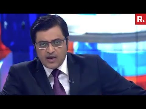 India Completely Rejects Lobby | The Debate With Arnab Goswami