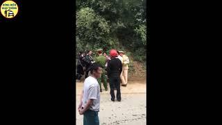 Cảnh sát giao thông gặp trai bản thì hơi khoai