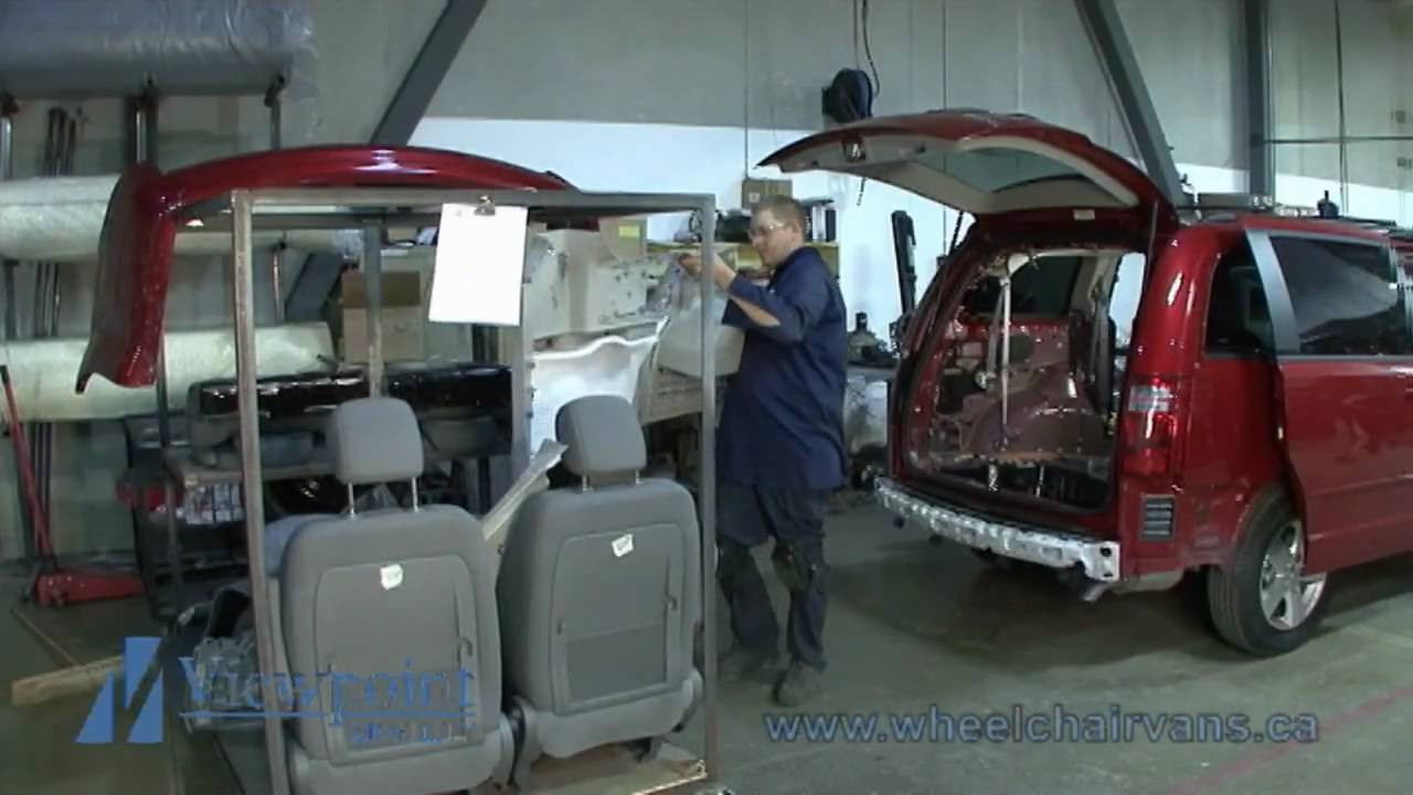 Viewpoint Mobility Canada Wheelchair Accessible Van Conversion