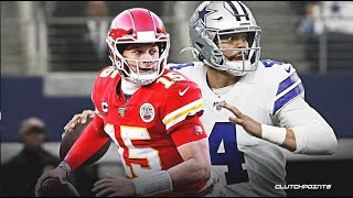 BREAKING: Mahomes + Chiefs Do 12-Year Deal; Meaning For Dak + Cowboys?