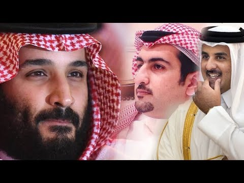 ع الحدث حقائق مثيرة عن نواف طلال الرشيد غامضة كقضية فهد بن عبدالعزيز وعلاقته مع تميم بن حمد Youtube
