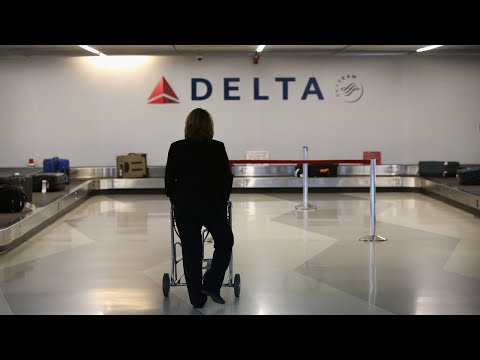 Delta Raises Checked Bag Fee