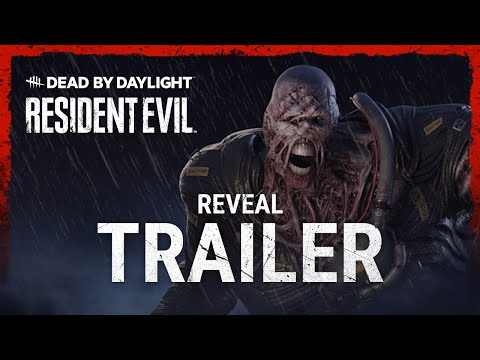 Resident Evil kommer till Dead by Daylight Jaga Leon S. Kennedy och Jill Valentine som Nemesis