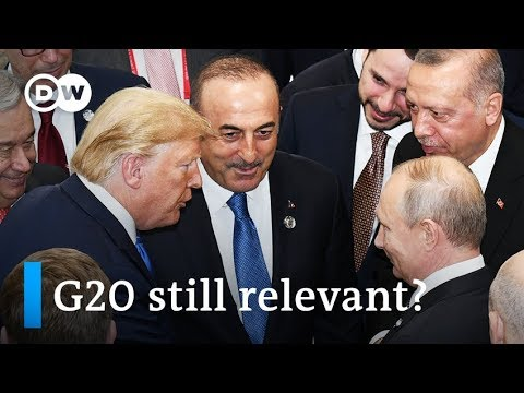 Analysis: How Relevant Is The G20 Forum? | DW News