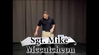 Testing for Gun Shot Residue GSR Forensic Education
