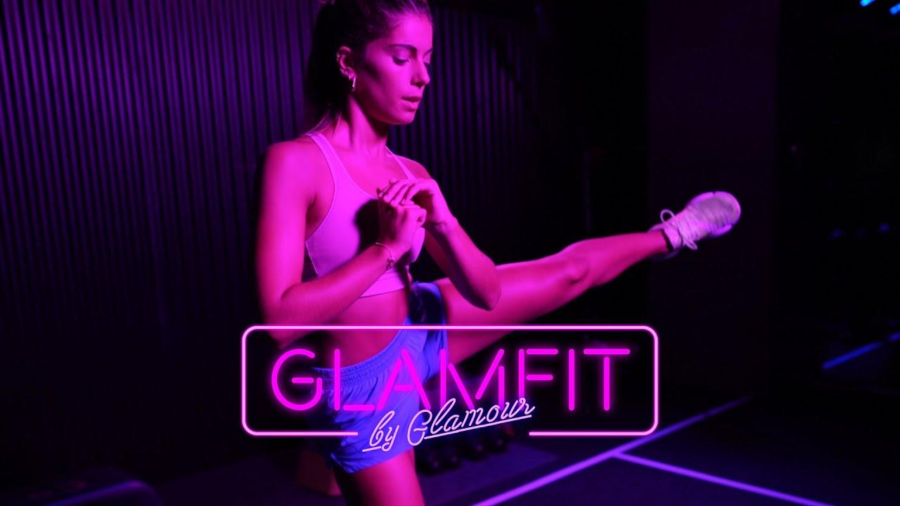 Entrena con Sara Baceiredo: Tabata para glúteos y piernas | Glamour España