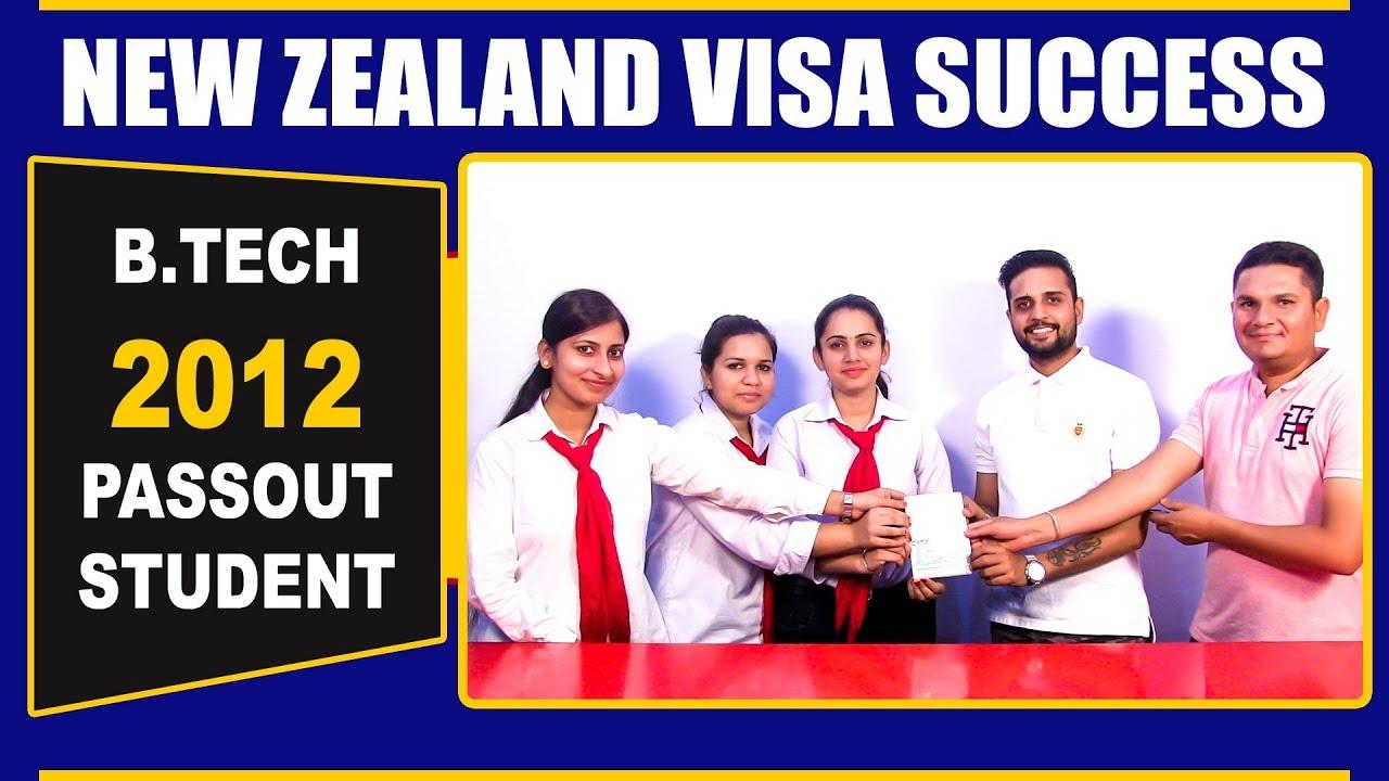 New Zealand Visa with 6 Year Study Gap