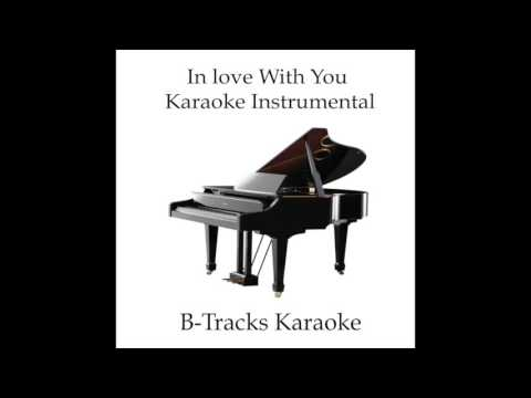 In Love With You First Dates Karaoke Instrumental Demo