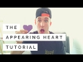 Easy Magic Tutorial | Valentines Appearing Heart | Learn Free Magic