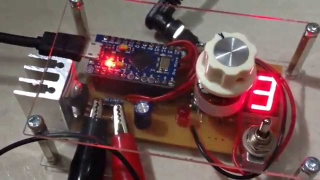 arduino injector driver
