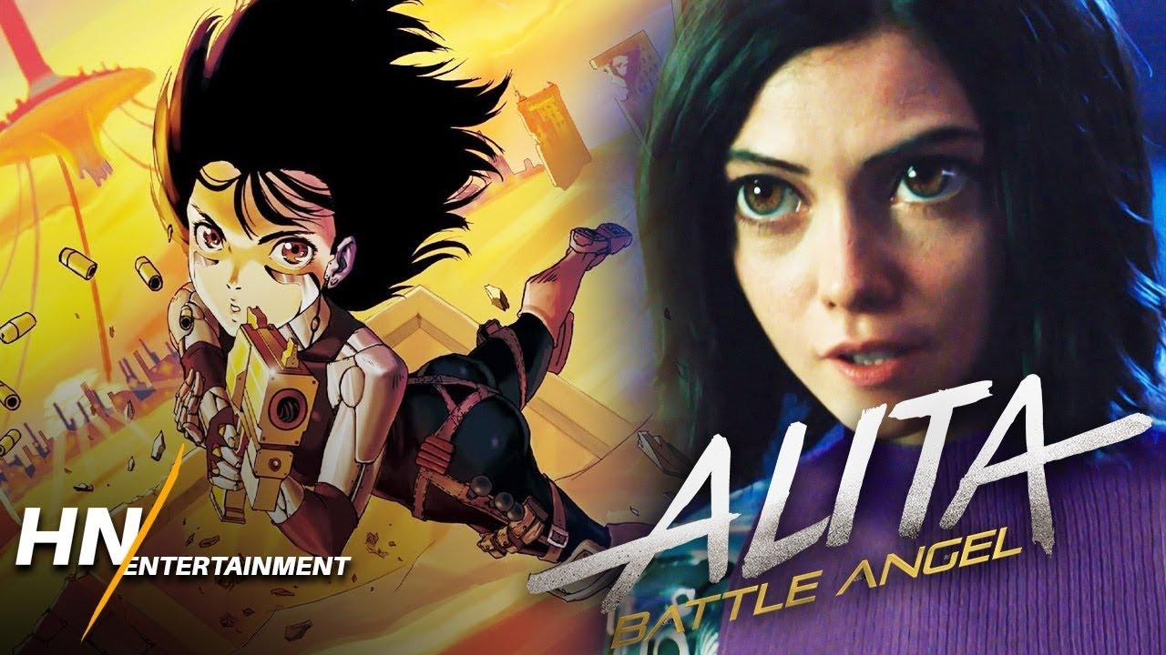 The Berserker Body Explained   Alita Battle Angel