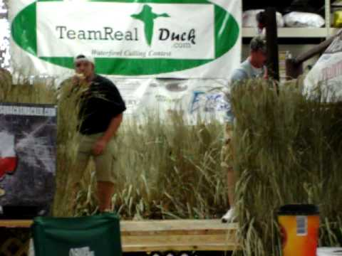 Grant Moore and Clint Parker Johnson, TeamRealDuck Open Team Meat Duck