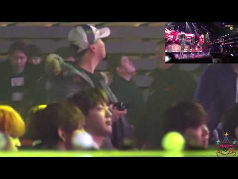 [방탄소년단] BTS Reaction to RED VELVET (DUMB DUMB)