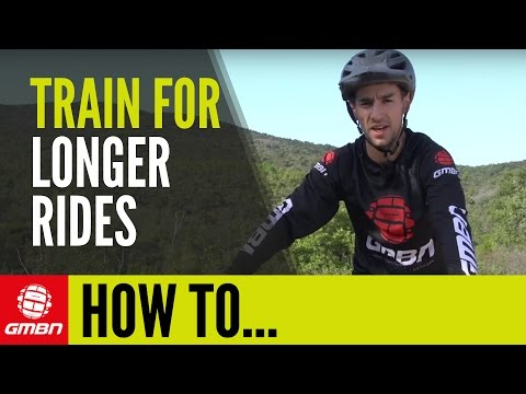 How To Train For Longer Rides
