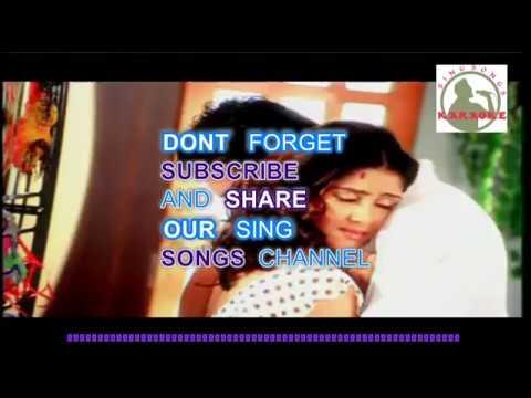 BIN TERE SANAMM  hindi karaoke for Male singers with lyrics