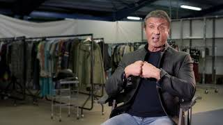 Rambo : Last Blood - Itw Sylvester Stallone (official video)