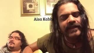 Aisa Kabhi hua naheen, Asim's covering Kishore Kumar's hit,,