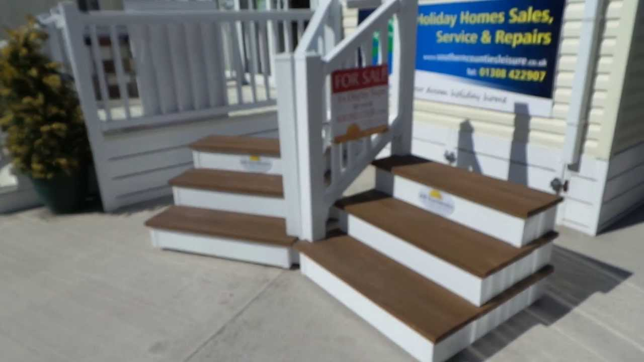 AB Sundecks Plastic Steps