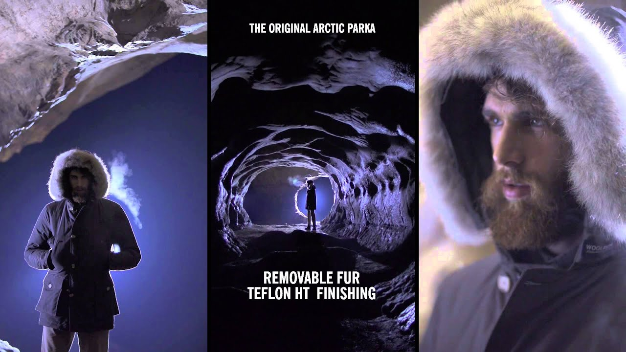 Black Friday Woolrich Arctic Parka