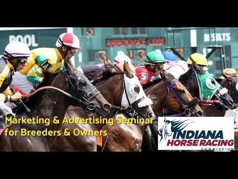 Marketing & Advertising for the Thoroughbred Industry