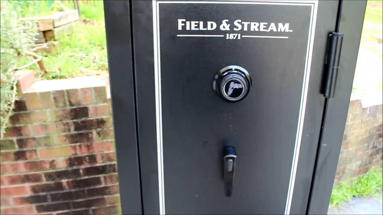 Field And Stream 16 Gun Safe