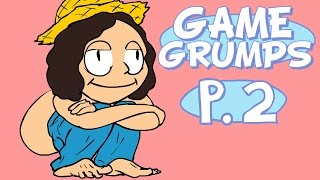 Game Grumps Animated - Dairy Queen In 1942 - Part 2