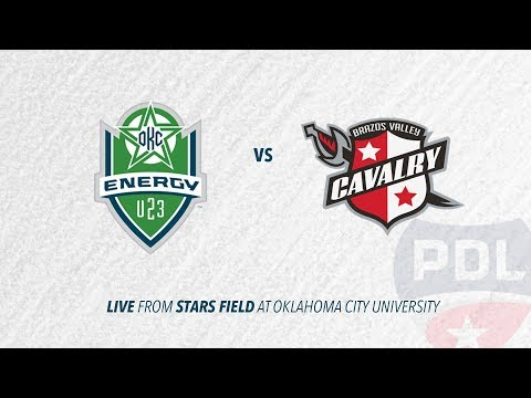 Energy U23 vs. Brazos Valley Cavalry FC