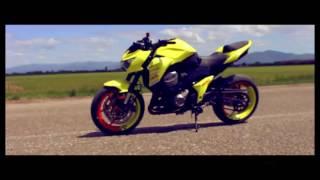 Brutal Bike Porn.! (Kawasaki Z800j
