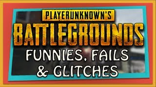 PUBG Gameplay Montage | Funnies, Fails & Glitches | PLAYERUNKNOWN
