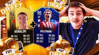 DRAFT NIESAMOWITEGO DUETU MARZEŃ! | FIFA 19