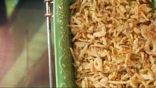 How to Make Green Bean Casserole   Thanksgiving Recipes   Allrecipes.com