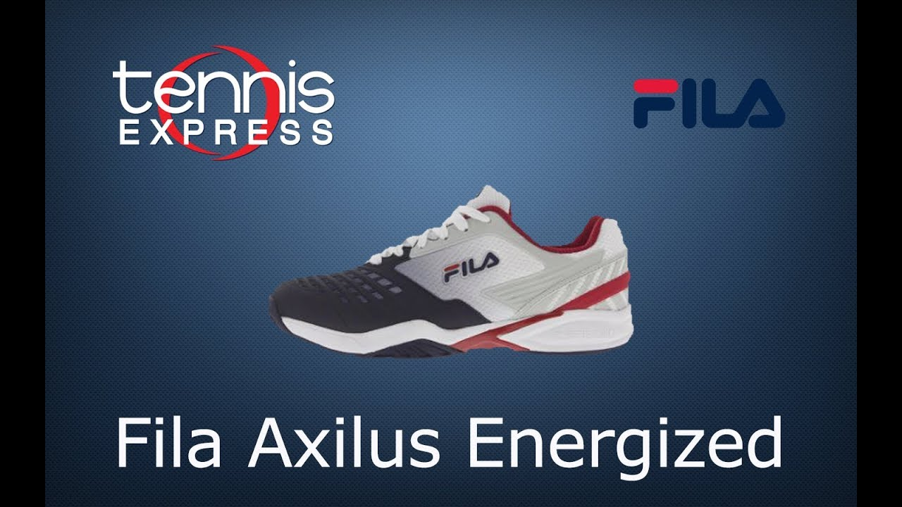 fe39d288da13c Fila Women`s Axilus Energized Limited Edition Pro 1 Tennis Shoes