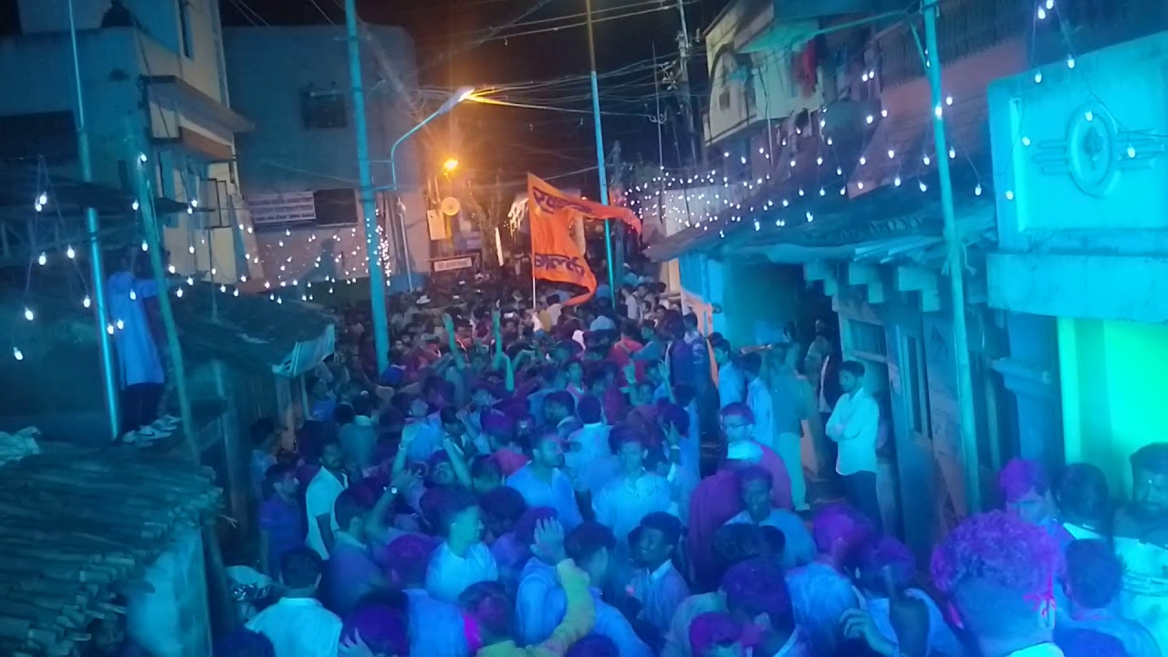 Repeat Khadak Galli Ganapati visarjan 2K18 by Rohit Patil