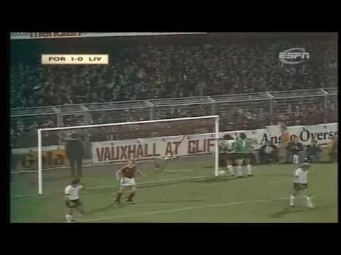 Nottingham Forest 2-0 Liverpool, European Cup 1978-79
